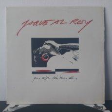 Discos de vinilo: JAQUE AL REY. PER CULPA DELS TEUS ULLS. 1991. ESP. Lote 257451210