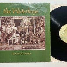 Discos de vinilo: LP THE WATERBOYS FISHERMAN'S BLUES EDICIÓN ESPAÑOLA DE 1988. Lote 257454185