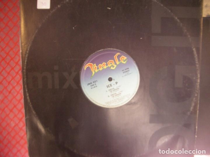 Discos de vinilo: ICE-P- TOYS. MAXISINGLE. - Foto 2 - 257461305