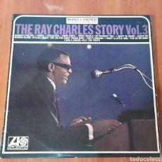 Discos de vinilo: LP THA RAY CHARLES STORY VOL.3, ( PARÍS ) VOL. 3. VER FOTOS.. Lote 257480305
