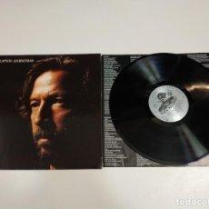 Discos de vinilo: 0421- ERIC CLAPTON JOURNEYMAN SPAIN 1989 LP VIN GERMANY POR VG + DIS NM. Lote 257480805