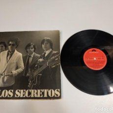 Discos de vinilo: 0421- LOS SECRETOS LOS SECRETOS SPAIN 1981 VINILO LP POR F DIS G. Lote 257481705