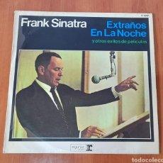 Discos de vinilo: VINILO LP FRANK SINATRA, ESTRAÑOS EN LA NOCHE. VER FOTOS.. Lote 257488200