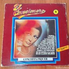 Discos de vinilo: VINILO 3 LP EL CANCIONERO ( LOLA FLORES, CONCHITA PIQUER Y SARA MONTIEL ). VER FOTOS.. Lote 257492070