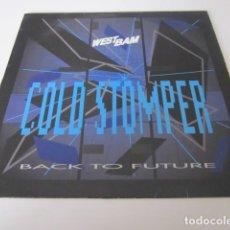 """Discos de vinilo: WESTBAM - COLD STOMPER (12"""", MAXI). Lote 257495810"""