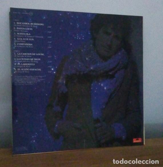 Discos de vinilo: MIGUEL RIOS - ROCANROL BUMERANG - LP - 1980 - Foto 2 - 257502080