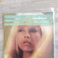 Discos de vinilo: SYLVIE VARTAN - EN ECOUTANT LA PLUIE. Lote 257509120