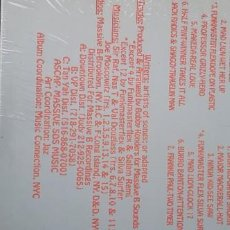 Discos de vinilo: MASSIVE B ALLSTARS RAGGAMUFFIN,RAP,AFROBEAT ..RECOPILATORIO. Lote 257516950