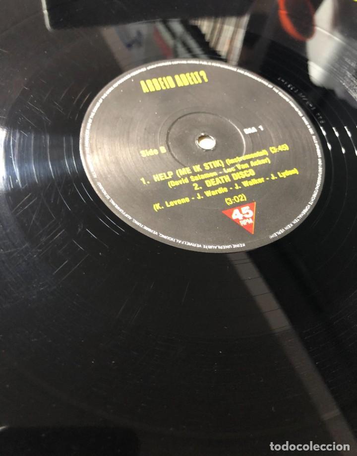 ARBEID ADELT ? – DISCO DEATH BAA 1 MAXI BELGIUM 1988 ELECTRO, SYNTH POP (Música - Discos de Vinilo - Maxi Singles - Pop - Rock - New Wave Internacional de los 80)