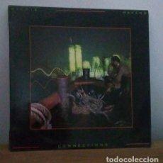 Discos de vinilo: RICHIE HAVENS - CONNECTIONS - LP - 1980. Lote 257522525