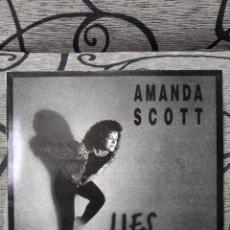 Discos de vinilo: AMANDA SCOTT - LÍES. Lote 257524625