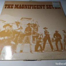 Dischi in vinile: MAXI - D'MIXMASTERS – THE MAGNIFICENT SEVEN - BOY-086 ( VG / VG) SPAIN 1991. Lote 257539780