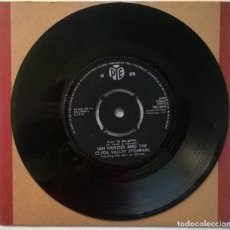 Discos de vinilo: IAN MENZIES & THE CLYDE VALLEY STOMPERS. PLAY TO ME GYPSY/ TROMBONES TO THE FORE. PYE UK 1961 SINGLE. Lote 257547185
