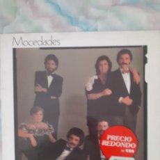 Discos de vinilo: MOCEDADES - AMOR DE HOMBRE. Lote 257551600