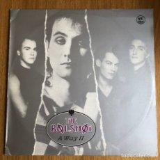 Discos de vinilo: THE BOLSHOI - A WAY II - MAXISINGLE. Lote 257577860