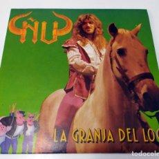 Discos de vinilo: SINGLE ÑU - LA GRANJA DEL LOCO BARRABAS 1988. Lote 130408482