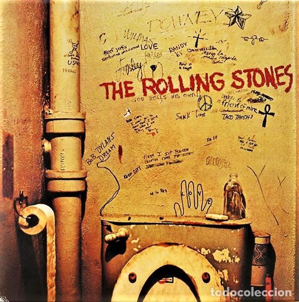THE ROLLING STONES-BEGGARS BANQUET /ÁLBUM DE COLECCIONISTA EN ESTADO DE COLECCIONISTA IMPRESCINDIBLE (Música - Discos - LP Vinilo - Pop - Rock - Internacional de los 70)