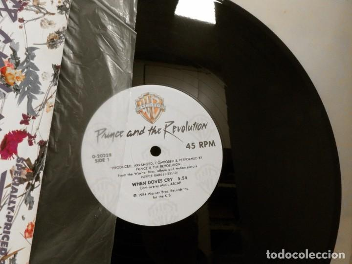 Discos de vinilo: PRINCE AND THE REVOLUTION--1984--FOR THE U.S.--WARNER BROS RECORDS- - Foto 2 - 257584685