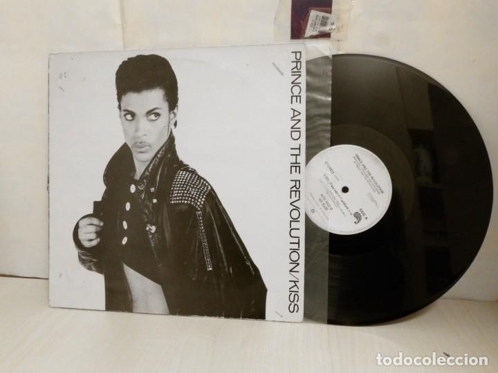 PRINCE --AND THE REVOLUTION --1986--WARNER RECORDS--POLYGRAM- 1986 WEA (Música - Discos de Vinilo - Maxi Singles - Pop - Rock Internacional de los 70)