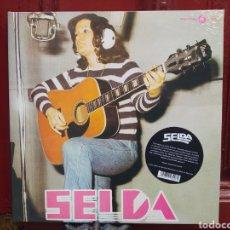 Discos de vinilo: SELDA. FIRST ÁLBUM. EDICIÓN GATEFOLD. LP NUEVO PRECINTADO. ANATOLIAN ROCK. Lote 257588225