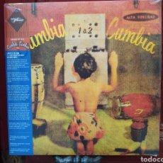 Discos de vinilo: CUMBIA CUMBIA 1 & 2. LIMITED EDITION 2 X 180 G LP HEAVYWEIGHT COLOUR VINYL. PRECINTADO. Lote 257593480