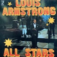 Discos de vinilo: LOUIS ARMSTRONG-ALL STARS. Lote 257607615