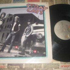 Discos de vinilo: STRAY CATS ROCK THERAPY EXC (EMI AMERICA-1986) OG USA LEA DESCRIPCION. Lote 257609165