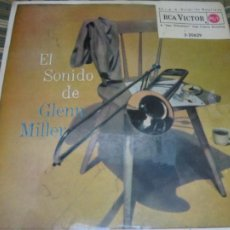 Discos de vinilo: GLENN MILLER - EL SONIDO DE GLENN MILLER EP - ORIGINAL ESPAÑOL - RCA VICOTR 1961 - MONOAURAL. Lote 257611720