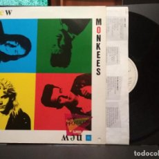 Discos de vinilo: NEW MONKEES - NEW MONKEES - LP 1987 WB FRANCE 925 624 -1 PEPETO. Lote 257620415