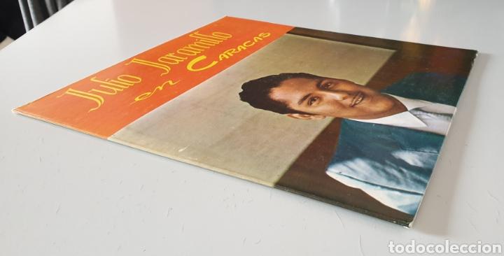 Discos de vinilo: LP JULIO JARAMILLO - En Caracas (Venezuela - Diversion - 1960) NUEVO IMPECABLE!! - Foto 5 - 213745901