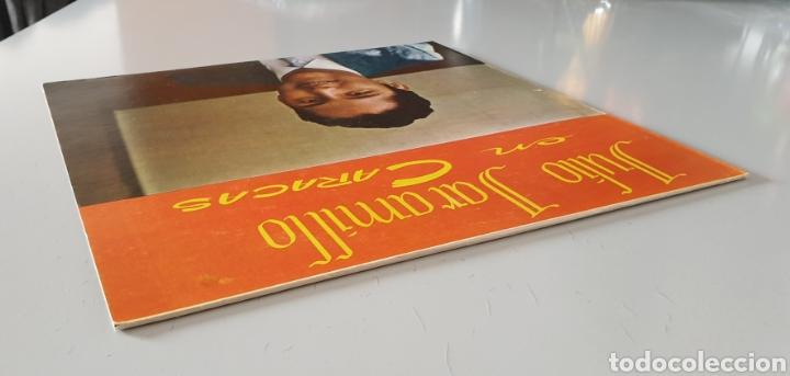 Discos de vinilo: LP JULIO JARAMILLO - En Caracas (Venezuela - Diversion - 1960) NUEVO IMPECABLE!! - Foto 6 - 213745901