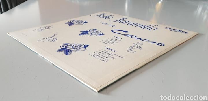 Discos de vinilo: LP JULIO JARAMILLO - En Caracas (Venezuela - Diversion - 1960) NUEVO IMPECABLE!! - Foto 7 - 213745901