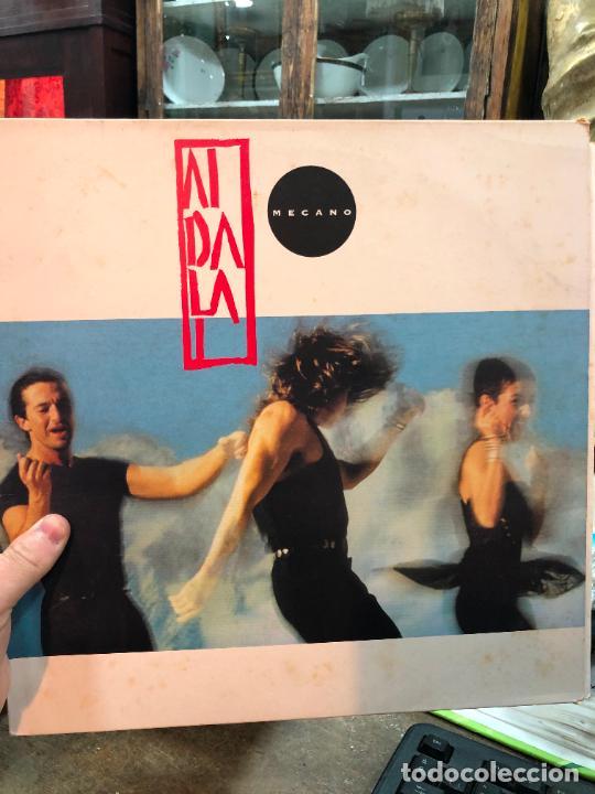 LP MECANO AIDALAI (Música - Discos - LP Vinilo - Otros estilos)