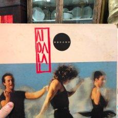 Disques de vinyle: LP MECANO AIDALAI. Lote 257621065