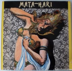 Disques de vinyle: MATA-HARI - ANTON GARCIA ABRIL (LP POLYDOR 1983) CONCHITA VELASCO · ADOLFO MARSILLACH. Lote 257622590