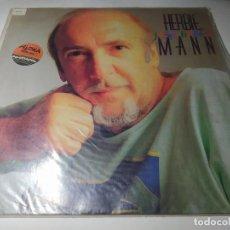 Discos de vinilo: LP - HERBIE MANN – JASIL BRAZZ - RBIR 401 ( VG+/ VG+ ) CANADA 1987. Lote 257625290