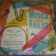 Discos de vinilo: SIDNEY TORCH Y SU ORQUESTA - YA SE QUE TIENES NOVIO EP - ORIGINAL ESPAÑOL - ODEON 1954 MONOAURAL. Lote 257625800