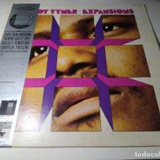 Discos de vinilo: LP - MCCOY TYNER – EXPANSIONS - BST 84338 - REM/ STEREO/ DMA ( VG+ / VG+ ) FRANCE 1985. Lote 257629540