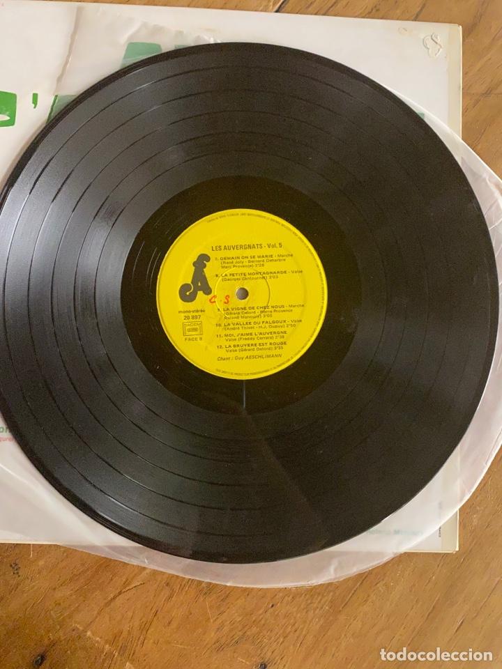 Discos de vinilo: Vinilo Lp Amis D'Auyergne avec les Auvergnats - Foto 5 - 257646975