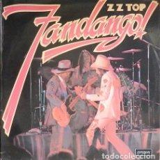 Discos de vinilo: ZZ TOP – FANDANGO!. Lote 257658860