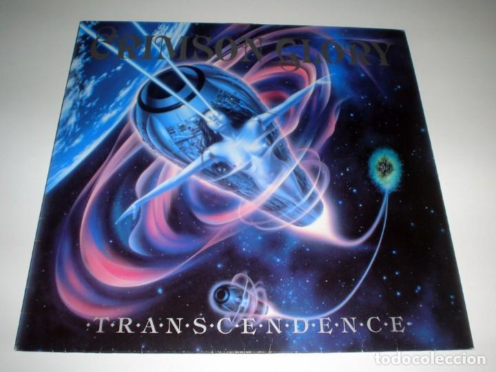 LP CRIMSON GLORY - TRANSCENDENCE (Música - Discos - LP Vinilo - Heavy - Metal)