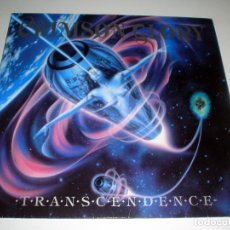 Discos de vinilo: LP CRIMSON GLORY - TRANSCENDENCE. Lote 257663130