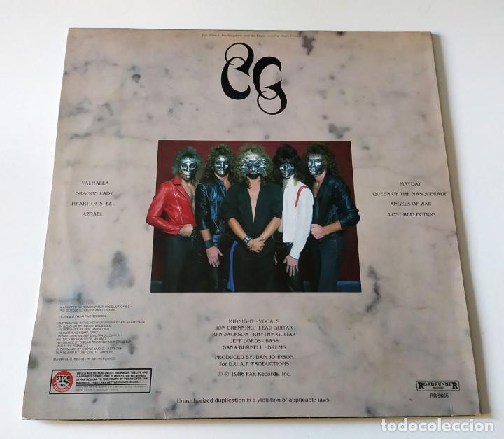 Discos de vinilo: LP CRIMSON GLORY - CRIMSON GLORY - Foto 2 - 257665165
