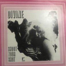 Discos de vinilo: BOBBY ORLANDO . DIVINE . O RECORDS ! SELLO 9,5. Lote 257666555
