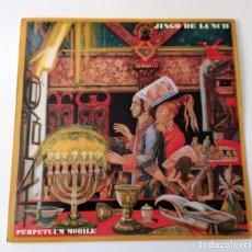 Discos de vinilo: LP JINGO DE LUNCH - PERPETUUM MOBILE. Lote 257666615