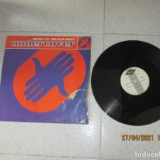 Discos de vinilo: UNDERCOVER - NEVER LET HER SLIP AWAY - MAXI - GERMANY - PWL - LV -. Lote 257668185