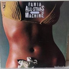 Discos de vinilo: FANIA ALL STARS - RHYTHM MACHINE DISCOPHON - 1977. Lote 257670405