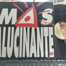 Discos de vinilo: MÁS ALUCINANTE MAXI 1993. Lote 257672825