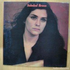 Discos de vinilo: SOLEDAD BRAVO - SOLEDAD BRAVO - GATEFOLD - LP. Lote 257672860