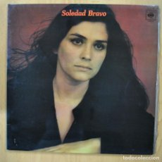 Discos de vinilo: SOLEDAD BRAVO - SOLEDAD BRAVO - GATEFOLD - LP. Lote 257672965